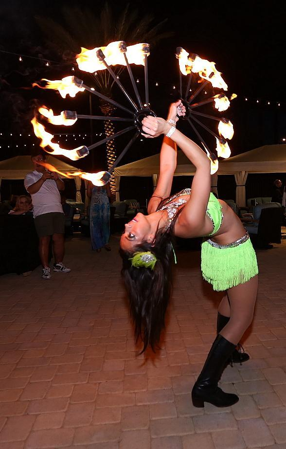 Life Time Athletic Green Valley Turns Up the Heat with Annual 'Hot Havana Nights' Party