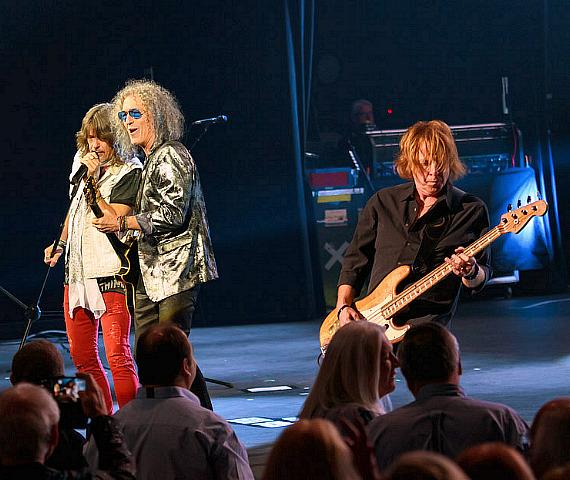 Foreigner Kicks off Headlining Las Vegas Residency at The Venetian Resort Las Vegas