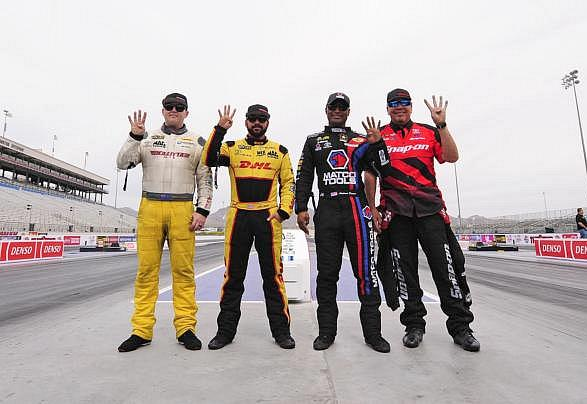 The Strip at LVMS Ready to Make Four-Wide Racing History