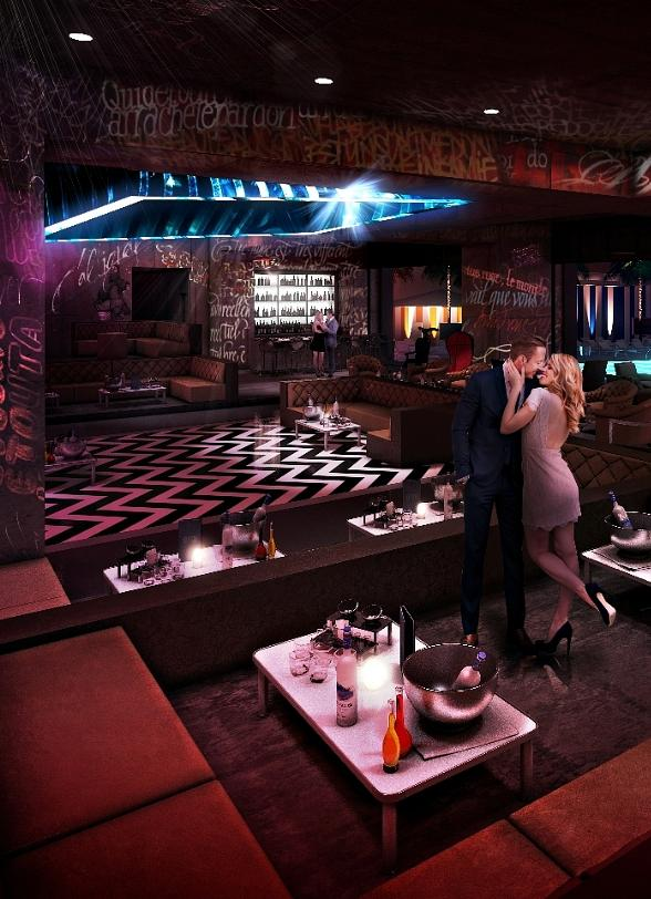 sbe Unveils Foxtail, the Edgy Lounge and Nightclub Debuting at SLS Las Vegas Labor Day Weekend 2014