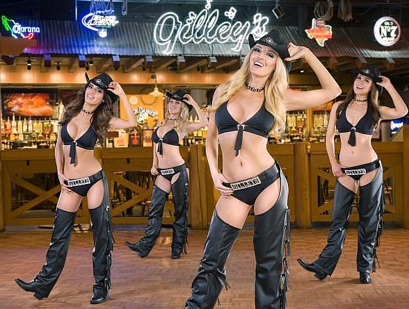 Calling All Cowgirls: Gilley's at Treasure Island to Hold Open Auditions Oct. 16