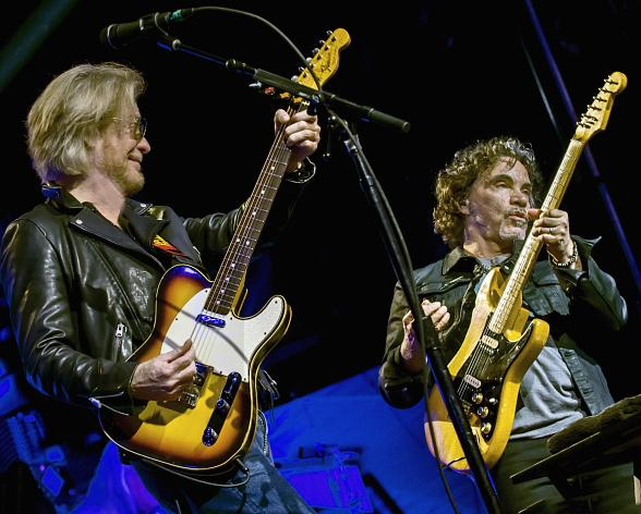 Daryl Hall & John Oates Return to Las Vegas for Special Limited Engagement March 20, 22 & 23 in The Colosseum at Caesars Palace
