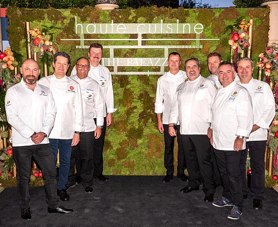 The Venetian Resort to Celebrate the Flavors of the World with the Master Chefs of France at Haute Cuisine Sept. 27