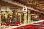 Holiday Buffet Decorations
