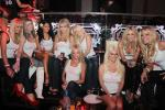 The girls of Bench Warmer were also on hand this weekend to celebrate Super Bowl weekend at Chateau Nightclub & Gardens inside Paris Las Vegas