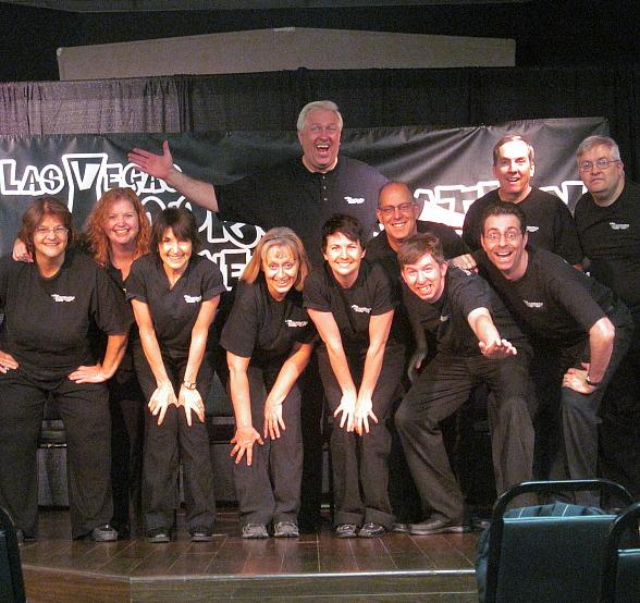 """""""Tuna Can Help"""" Comedy Show Benefiting Helping Hands of Vegas Valley on September 19"""