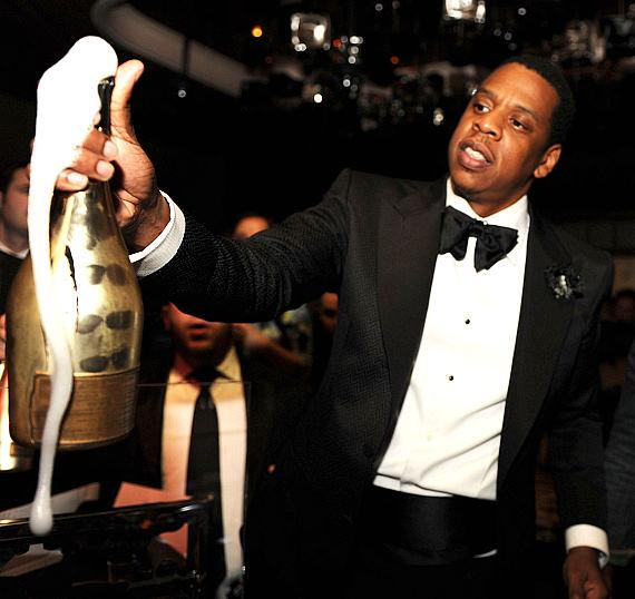 Jay Z at Marquee at The Cosmopolitan of Las Vegas