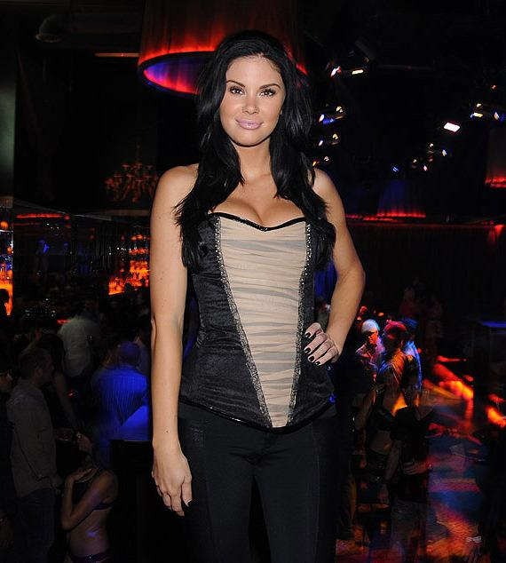 Jayde Nicole at Posh Boutique Nightclub