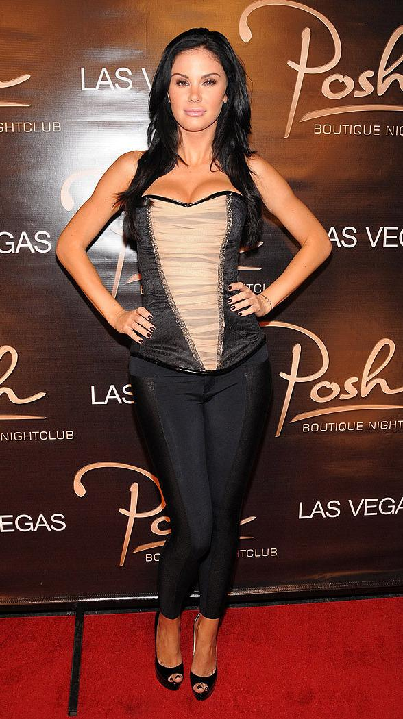 Jayde Nicole at the Posh Boutique Nightclub Red Carpet