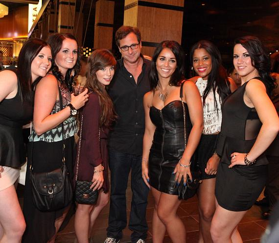 Bob Saget with guests