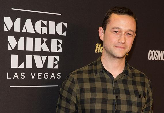 Joseph Gordon-Levitt Celebrates Opening Night of MAGIC MIKE LIVE LAS VEGAS at Hard Rock Hotel & Casino