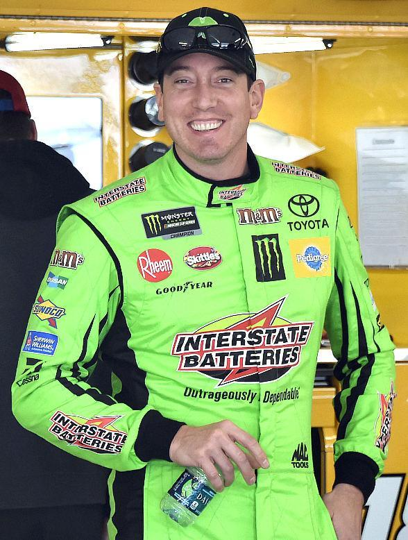 NASCAR Champion Kyle Busch Going for Hometown Sweep at Las Vegas Motor Speedway This Weekend March 1-3