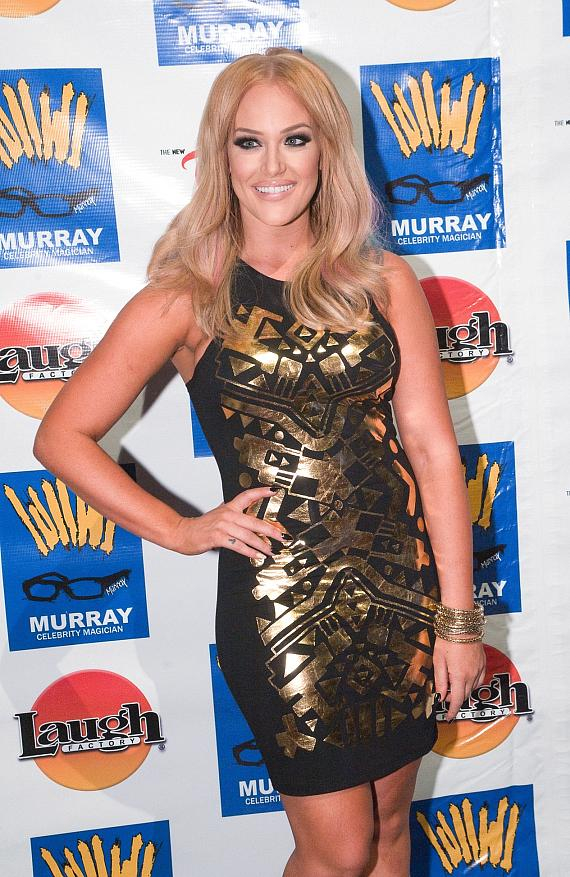 Lacey Schwimmer from Dancing With The Stars