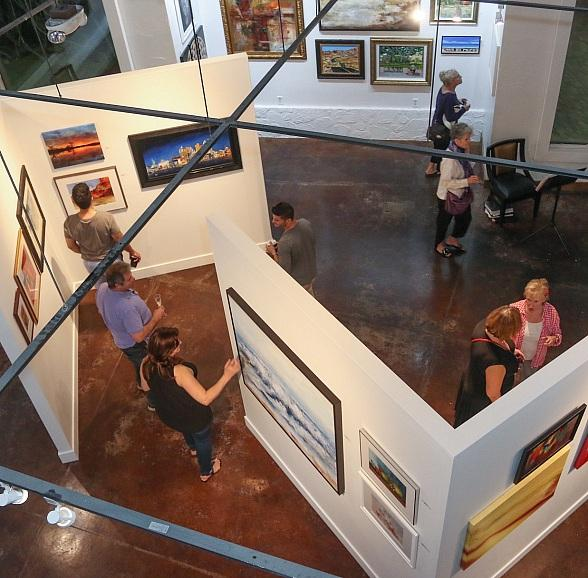Winter Art Show and Reception at New Lake Las Vegas Sports Club; Free event on Dec. 9, Art displayed through Jan. 12