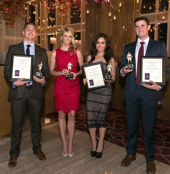 Las Vegas Business Academy Honors Outstanding Students and Business Leaders at Sixth Anniversary Dinner