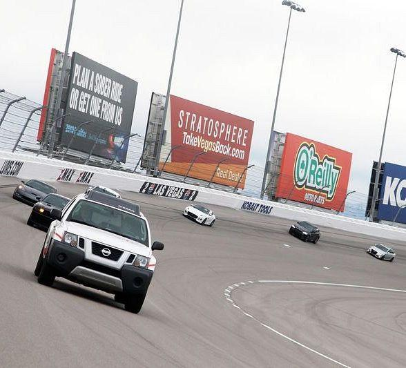 """Drive Your Own Car at Speedway Children's Charities' """"Laps for Charity"""" set for Jan. 29 at Las Vegas Motor Speedway"""