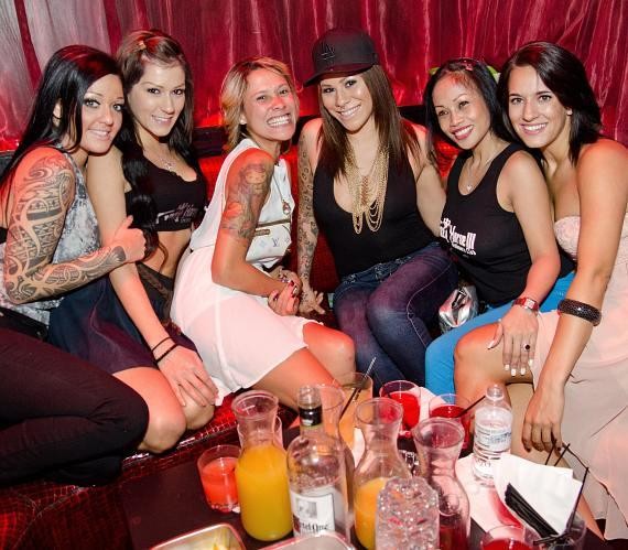 Ladies of Crazy Horse III at LAX Nightclub