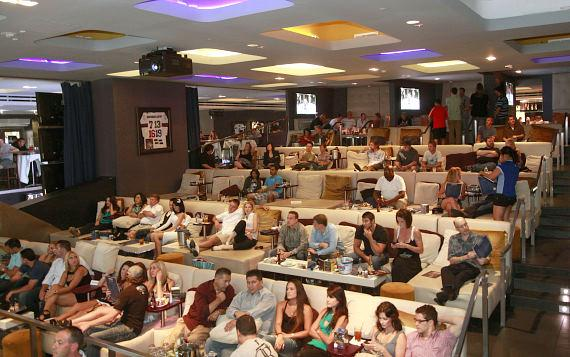 Lagasse's Stadium seating full for UFC 116 Viewing Party