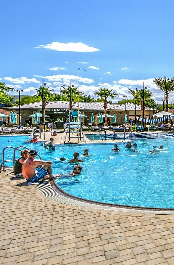 Life Time Athletic Green Valley Announces July 2015 Poolside Entertainment Lineup