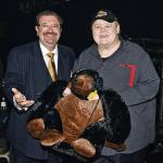 Louie Anderson  with Jonathan Scott