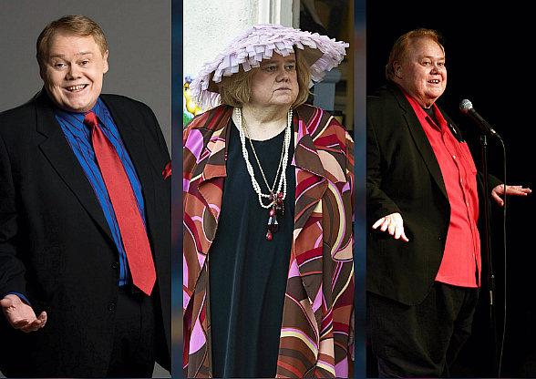 Three-Time Emmy-Winning Comedian Louie Anderson to Perform at Red Rock Casino in Las Vegas Sept. 15