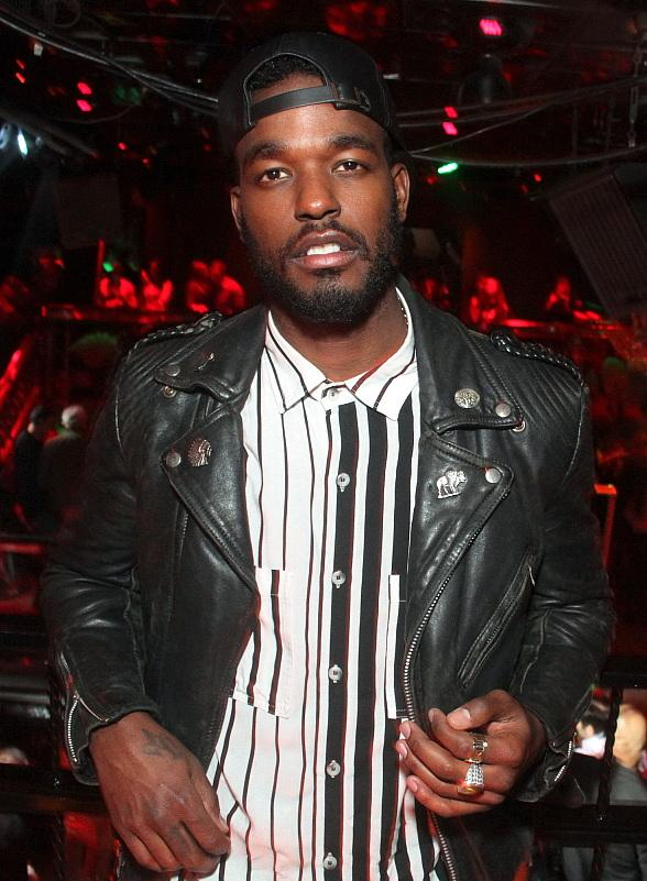 Luke James at The Bank Nightclub in Las Vegas