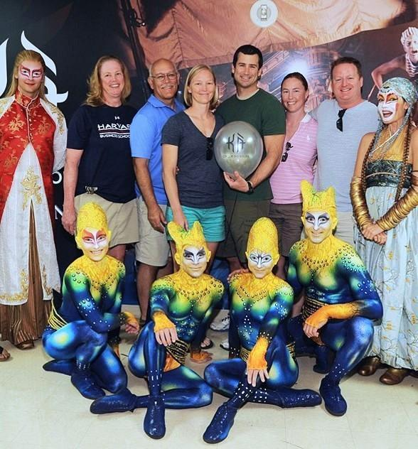 KÀ by Cirque du Soleil at MGM Grand Celebrates Seven Millionth Guest