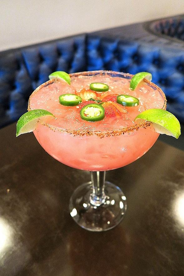 Celebrate National Margarita Day with Fishbowl Margaritas at Therapy Restaurant in Downtown Las Vegas