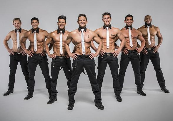 """Hard Rock Live Las Vegas Welcomes Jeff Timmons' """"Men of the Strip"""" All-Male Cabaret Show"""