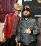 Murray SawChuck and Chumlee of Pawn Stars