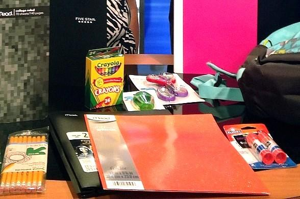 Nathan Adelson Hospice Holds Back-to-School Supply Drive to Benefit its 'Families in Need Program'