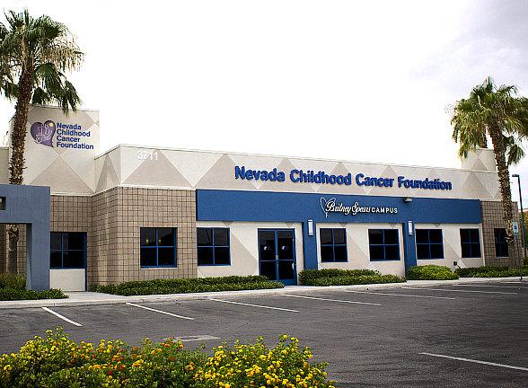 DC Building Group Completes New Nevada Childhood Cancer Foundation Facility and The Caring Place