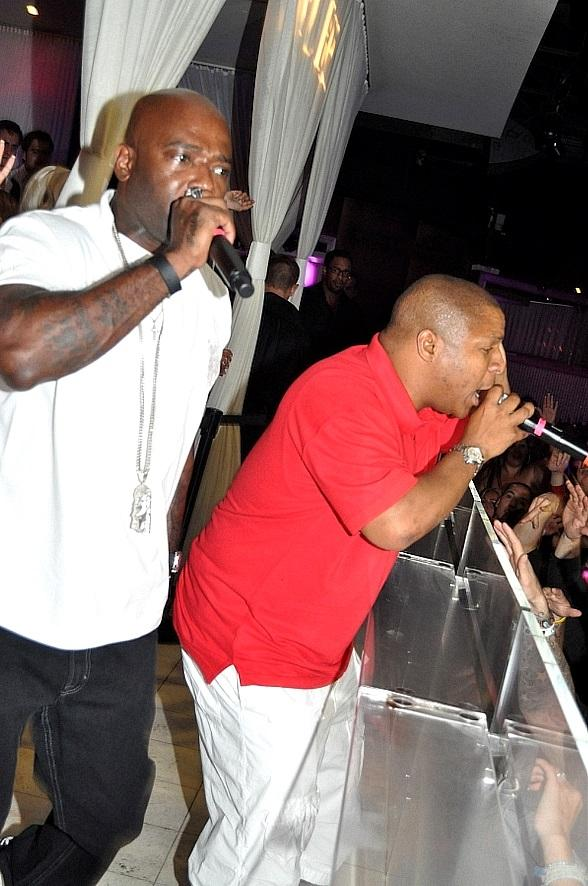 Hip-Hop Legends Naughty By Nature Perform at PURE Nightclub