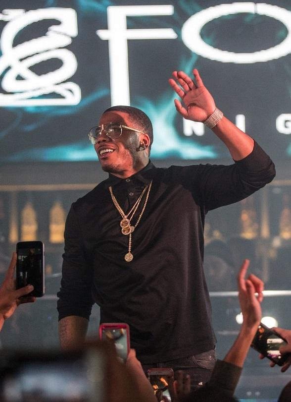 Nelly Hosts Official TiVo After Party at Foxtail Nightclub