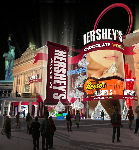 New York-New York in Las Vegas Announces Partners for Dynamic Stripfront Patio Culture