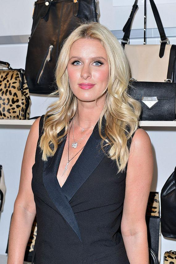 """Designer Nicky Hilton Launches New Handbag Capsule Collection """"Nicky Hilton x linea pelle"""" at ENK in Las Vegas"""