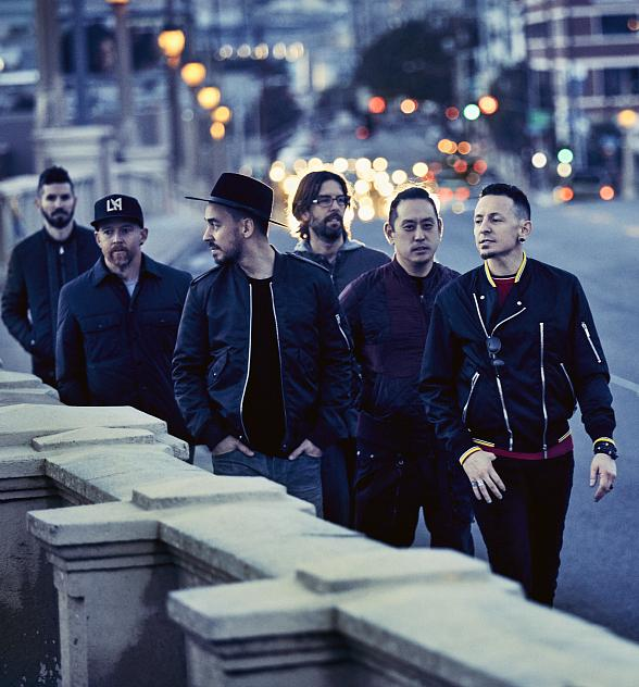 "Linkin Park to bring ""One More Light World Tour"" with Special Guest Machine Gun Kelly to MGM Grand Garden Arena September 2"