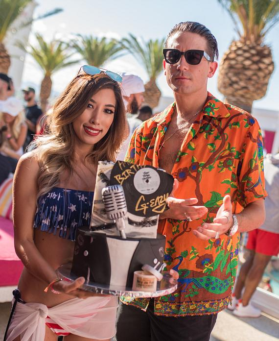Official G-Eazy Birthday Celebration at Drai's Beachclub
