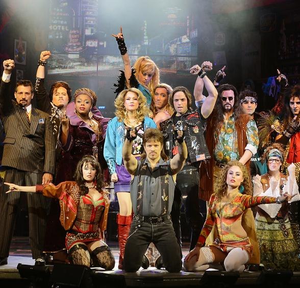 """""""Rock of Ages"""" Celebrates 48th Annual """"Big Game"""" with $48 Tickets on Feb. 1-2"""