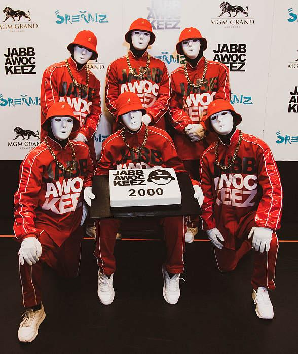 Jabbawockeez Celebrate 2000th Performance and Announce Final Date of Hit Show JREAMZ at MGM Grand Hotel & Casino