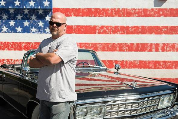 """Rick Harrison Leads Second Annual """"Pawn Stars Poker Run"""" to Benefit Epilepsy Foundation of Nevada October 4"""