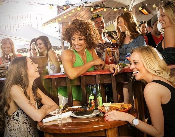 Hit the Fiesta at Cabo Wabo Cantina's Cinco De Mayo Celebration