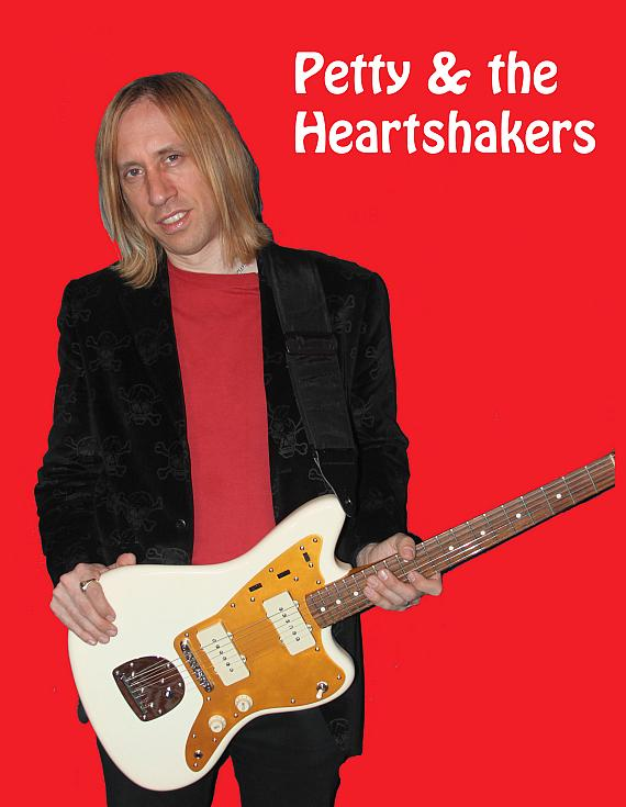 Petty & The Heartshakers – Tribute to Tom Petty