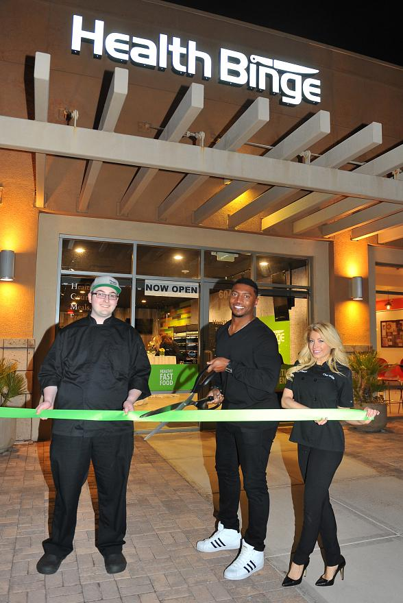 Health Binge Celebrated Grand Opening of its First Retail Location in Las Vegas