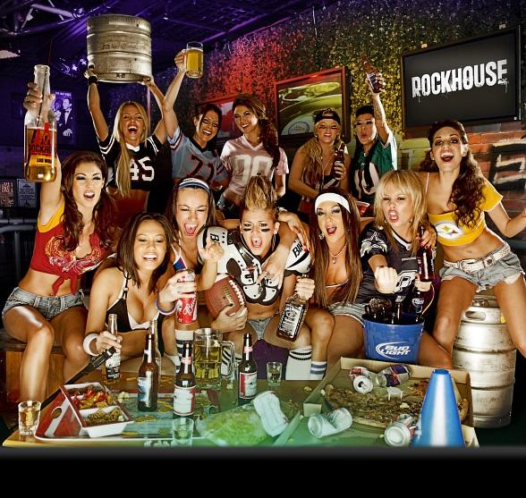 Rockhouse to Host Super Sunday XLVI Celebration
