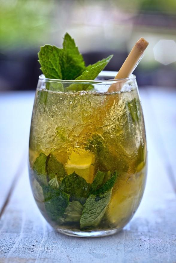 Head to RHUMBAR on National Rum Day for 2-for-1 Mojitos and Great Patio Views