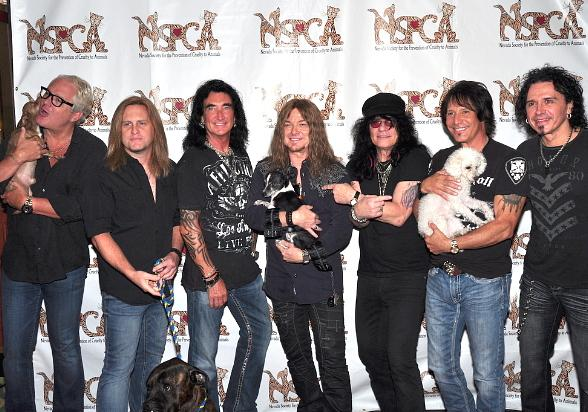"""""""Raiding the Rock Vault"""" Launches """"Gimme Shelter"""" Fundraising Initiative to Benefit Nevada SPCA"""