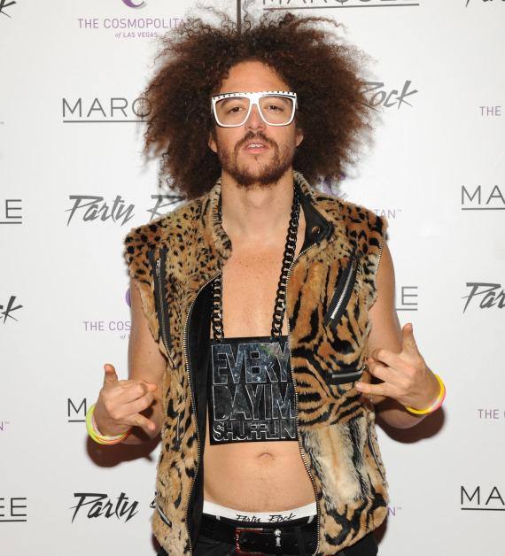Redfoo at Marquee Nightclub