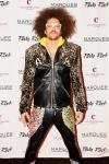 Redfoo on Marquee Red Carpet