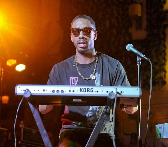 Ryan Leslie performs at The Cosmopolitan of Las Vegas' Boulevard Pool